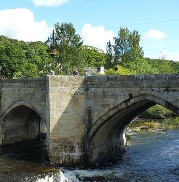 bridge llangollen