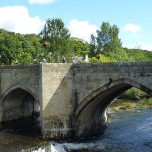 bridge llangollen