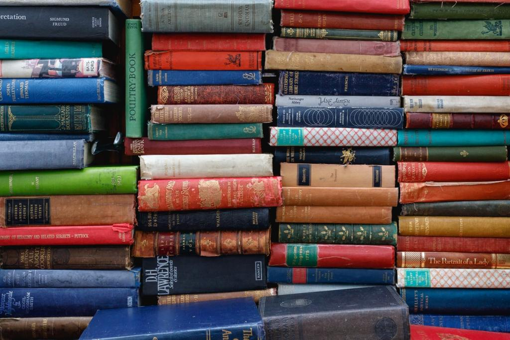 How to get through your reading list