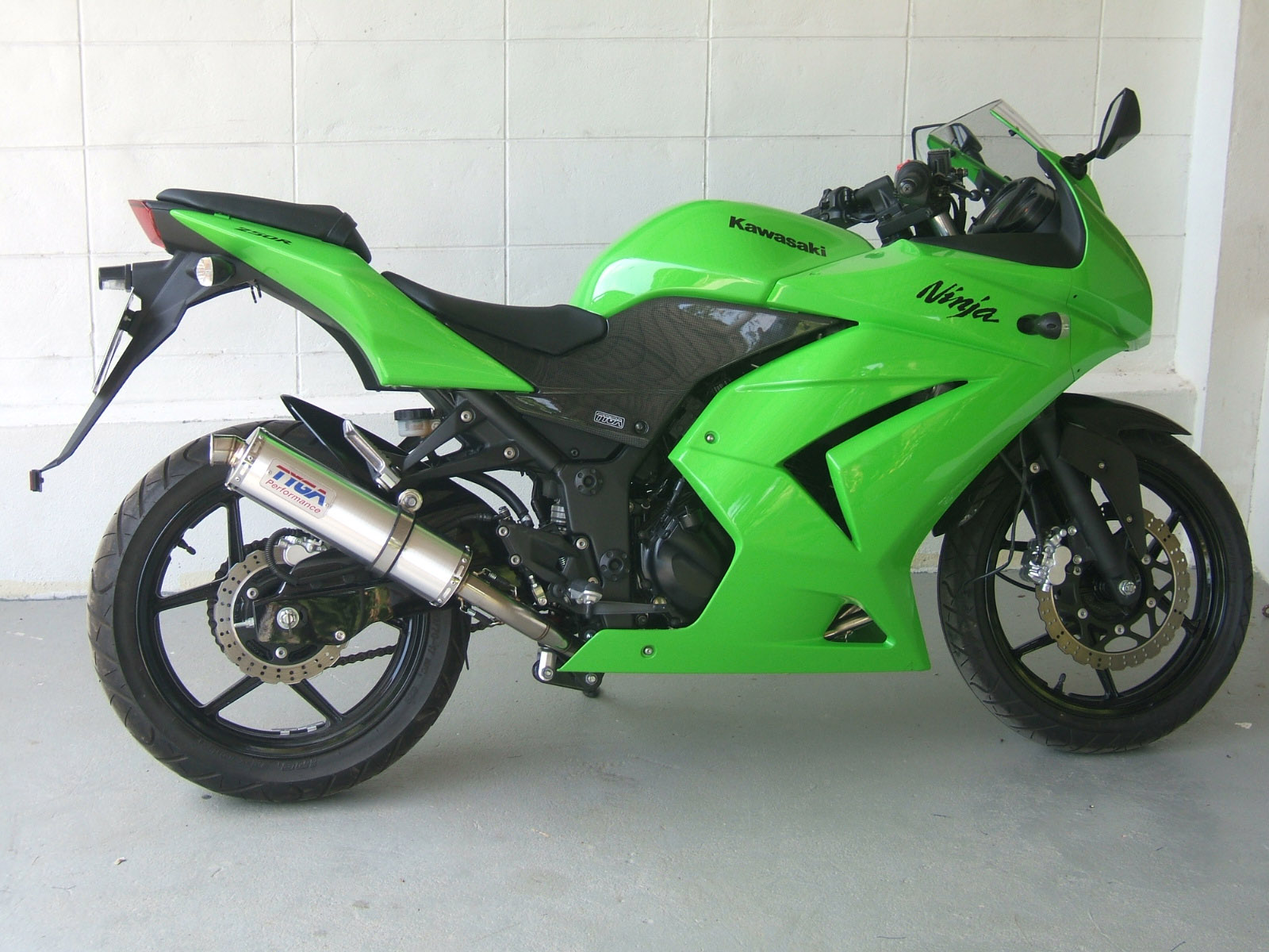 Systems Exhaust Cbr250r