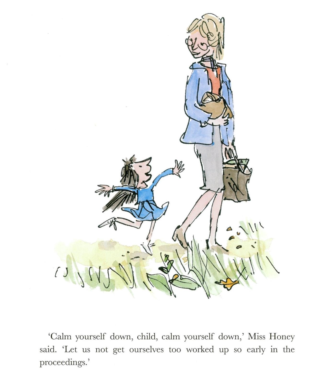 Miss Honey S Cottage From Roald Dahl S Matilda