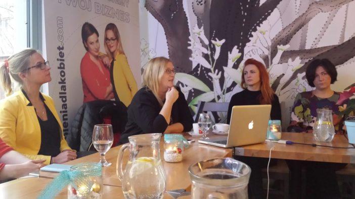 Śniadanie Kobiet Biznesu