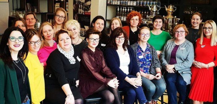 Kobiety czas na kawę – Warszawa vol. 5