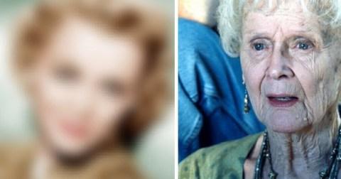 """Помните пожилую Розу из """"Титаника""""? Вы только посмотрите, как она выглядела в молодости!"""