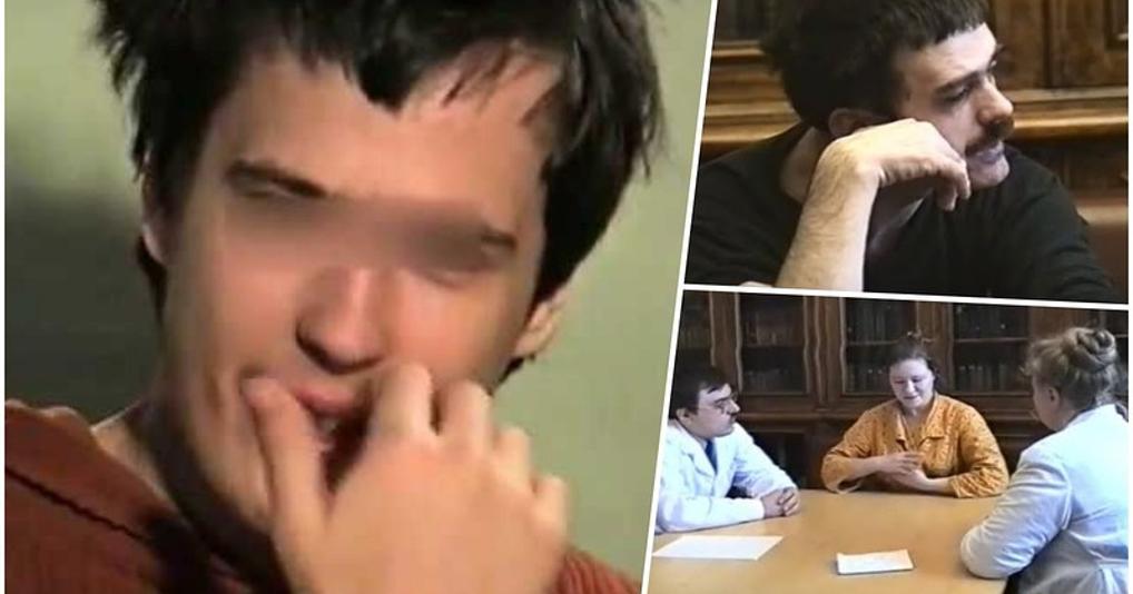 Правдивые видео о том, как выглядят настоящие психические расстройства