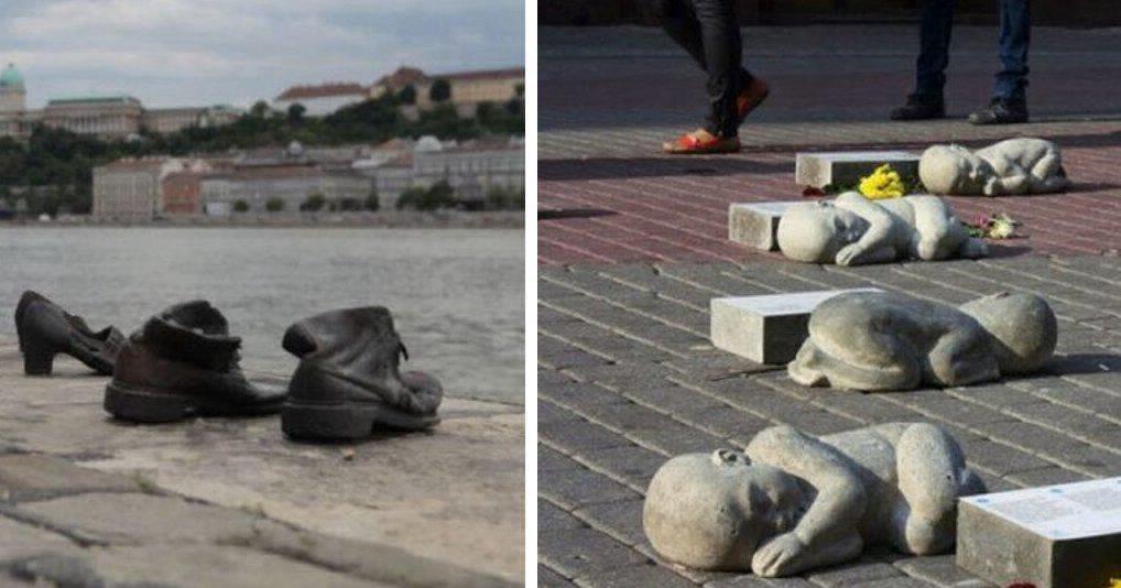 Памятники, от которых наворачиваются слезы