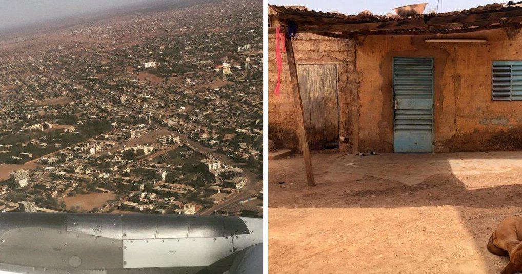 Как выглядит столица беднейшей страны мира