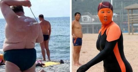 Эти странные события происходят буквально на всех пляжах мира