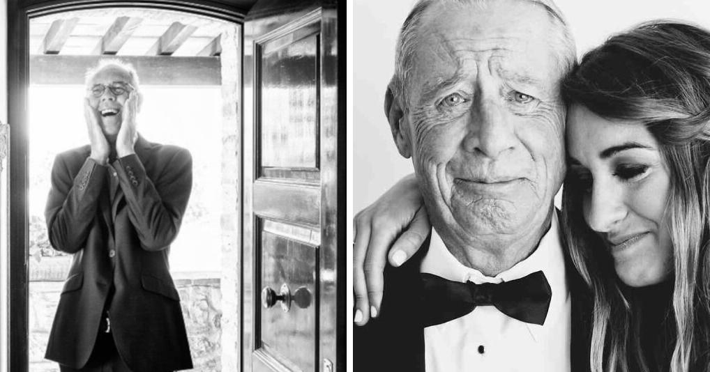 20 фото отцов, впервые увидевших своих дочерей-невест