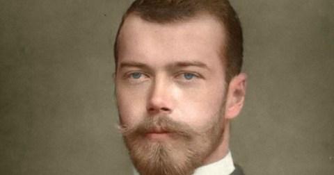 На сколько Николай II был русским