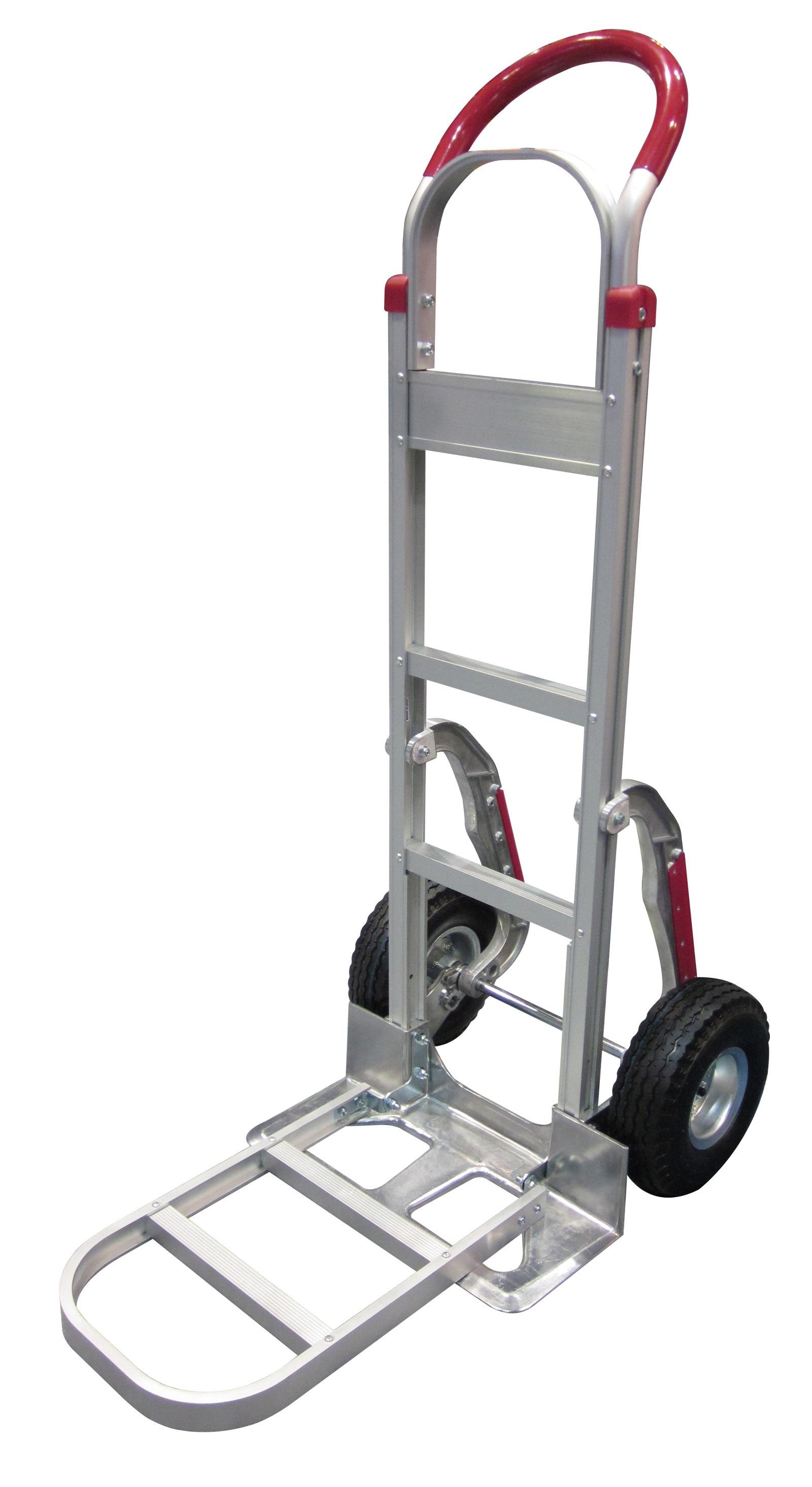 Hs 1 Aluminum Extension Nose Stair Climber