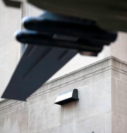 Drones Fly In Rockefeller Center