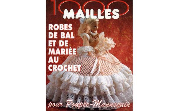 Вязаные наряды для куклы Барби