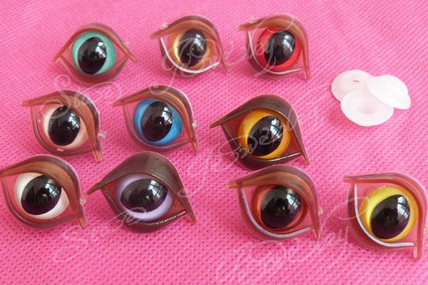 Продаю красивые глазки с веками