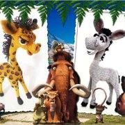 Вязаные жираф и ослик. Мастер-класс