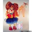 Кукла Клоунесса. Крючком