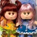 Куклы Вязаные спицами прелестницы