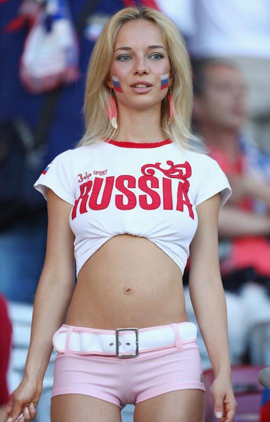 CĐV Nga