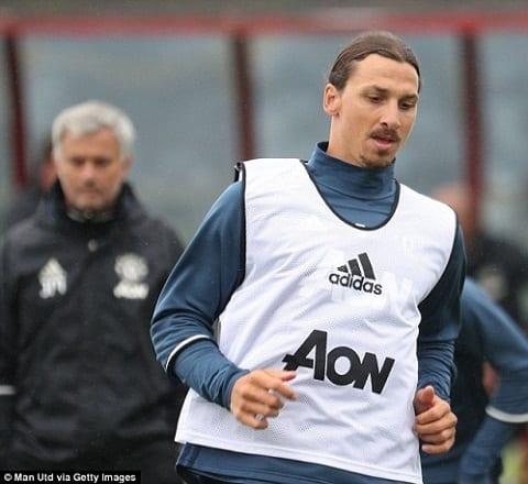 tien dao Zlatan Ibrahimovic hinh anh