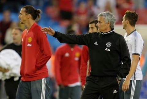 Mourinho canh bao cac cau thu MU sau tran thang Galatasaray hinh anh