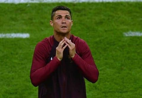 Real Madrid nhan tin buon ve Ronaldo hinh anh