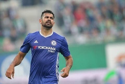 HLV Conte noi gi ve tuong lai Diego Costa hinh anh