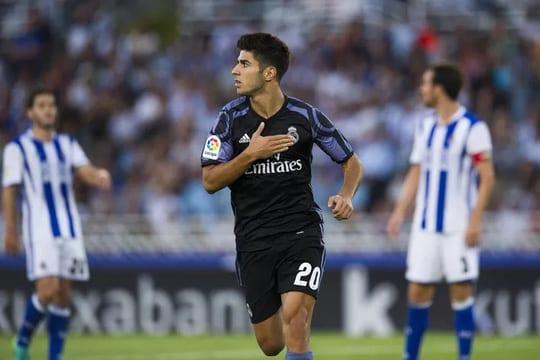 Asensio, sao trẻ mới nổi của Real Madrid