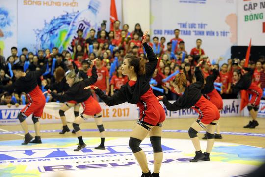 ĐH Tôn Đức Thắng đăng quang ngôi vô địch Dance Battle khu vực TP HCM - Ảnh 8.