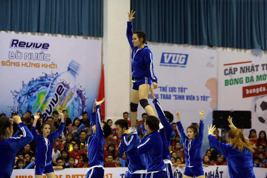 ĐH Tôn Đức Thắng đăng quang ngôi vô địch Dance Battle khu vực TP HCM - Ảnh 10.