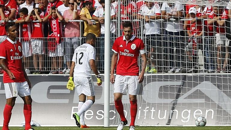 Benfica cần 1 thắng lợi để sốc lại tinh thần
