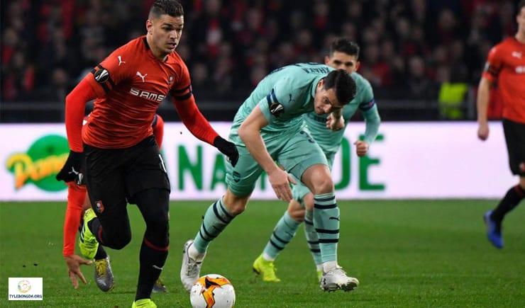 Soi kèo tỷ số bóng đá trận Arsenal vs Rennes