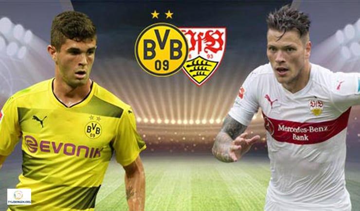 Soi kèo tỷ số nhà cái trận Dortmund vs Stuttgart