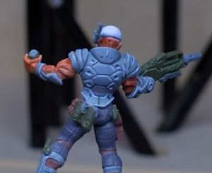 Infinity Nomad Intruder back view