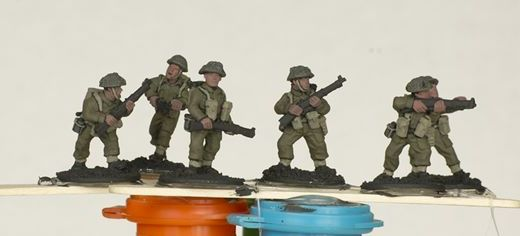 WWII Canadian Miniatures