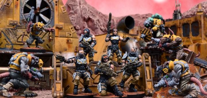 Deadzone: Infestation. Image copyright Mantic Entertainment LLC>