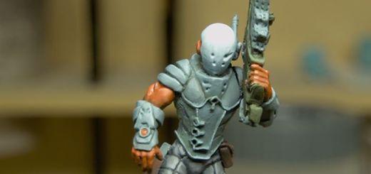 Infinity Nomad Intruder Sniper