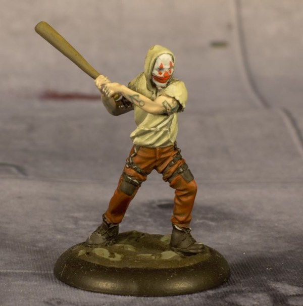 Batman Miniature Game Joker Crew Contre-Auguste