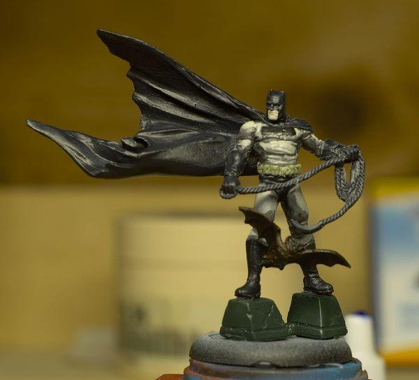 Knight Miniatures Batman