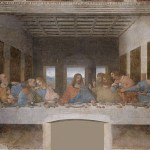 Leonard Da Vinci's The Last Supper.