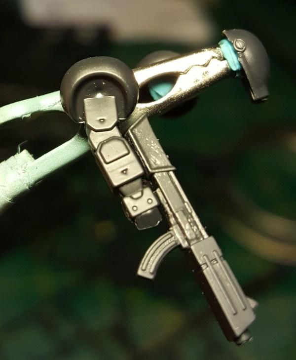 Heavy Gear Jager Arm Sinkhole