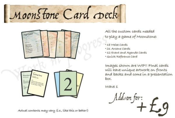 Moonstone Cards by Goblin King Games