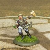 Guild Ball Brewers Spigot by Steamforged Games.