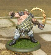 Guild Ball Brewers Stave by Steamforged Games.