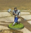 Guild Ball Mason Mallet by Steamforged Games.