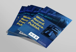 Print marketing collateral