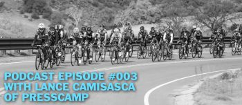 The Build Cycle Podcast #003 – PressCamp's Lance Camisasca