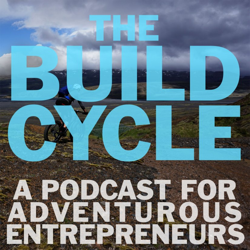The Build Cycle podcast on iTunes and Stitcher tells the startup stories and growth tactics of entrepreneurs in the cycling and outdoor adventure industries