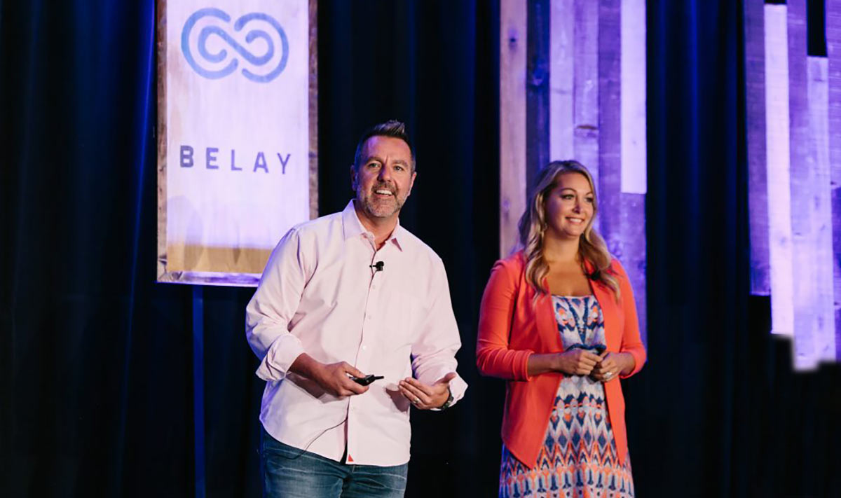 podcast interview with belay solutions founder bryan miles about how to delegate and use a virtual personal assistant
