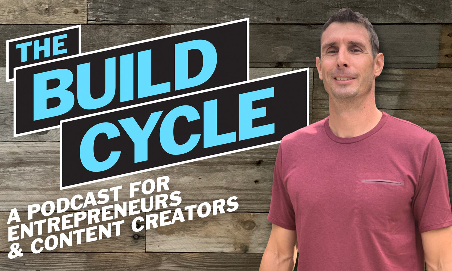 the build cycle podcast for content marketing and entrepreneurs who want to learn marketing and branding