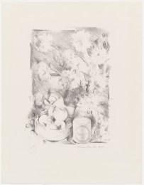 Richard Hamilton, 'Flower Piece B, cyan seperation', 1976, National Gallery of Australia